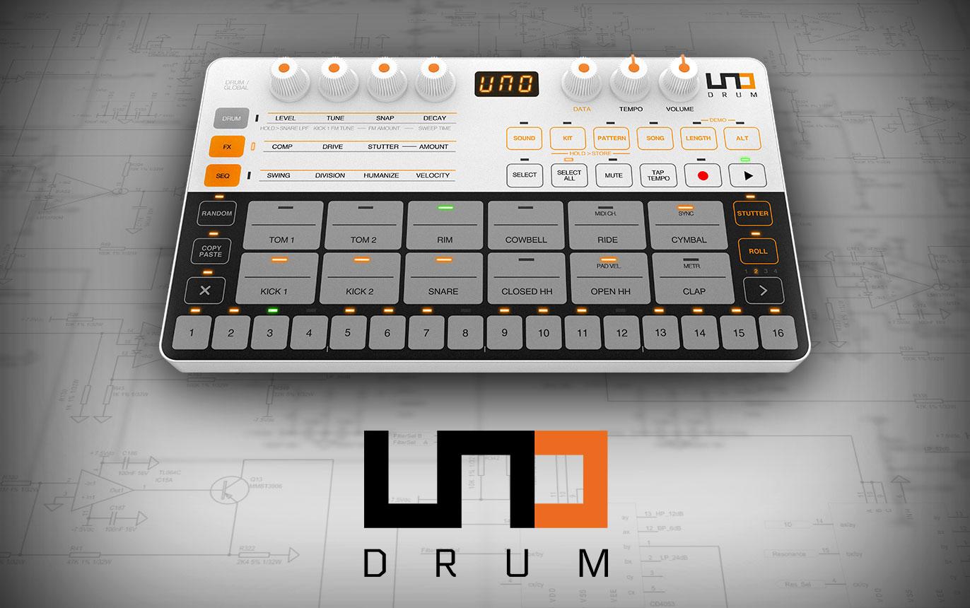 Neu IK Multimedia UNO Drum